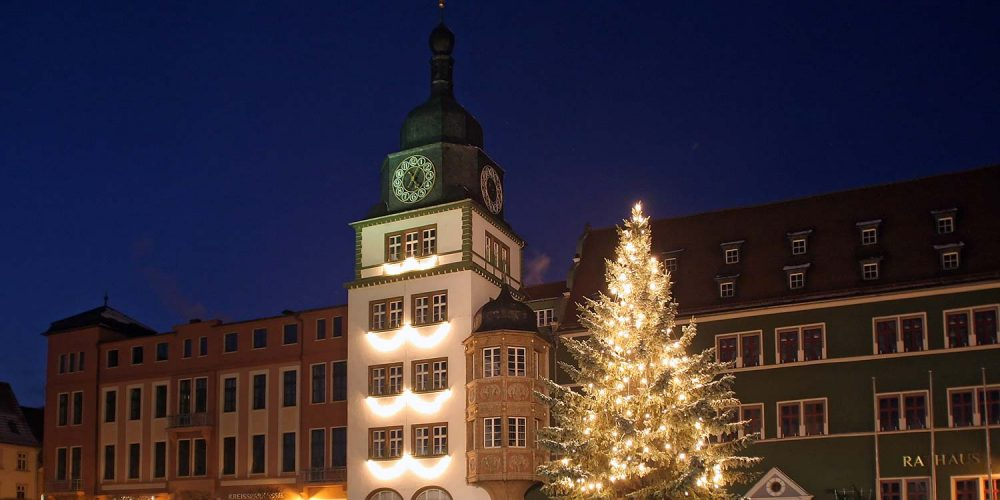 Weihnachtsmarkt in Rudolstadt
