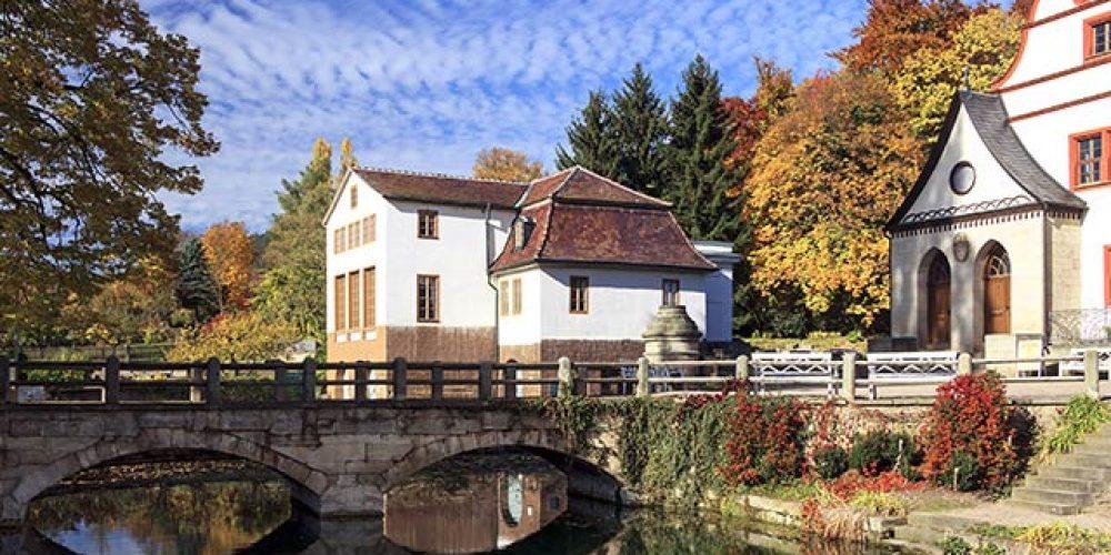Herbstliche Schlössertour durch Thüringen