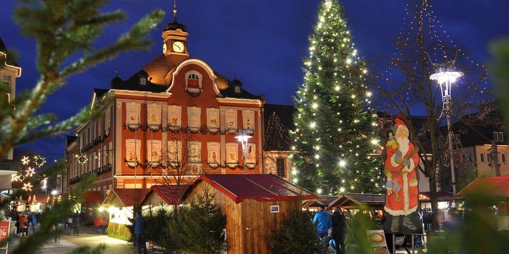 Suhler Weihnachtsmarkt