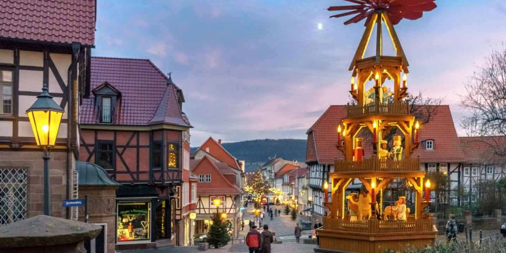 Weihnachtsmarkt Heilbad Heiligenstadt